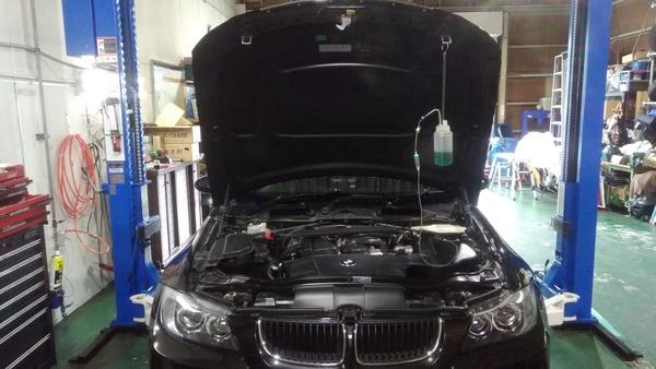BMW 302ⅰ に パワー回復 燃費向上 の RECS しました!!