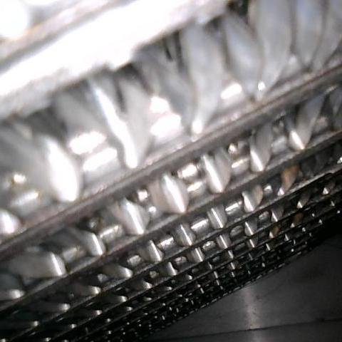 プレマシー エバポレーター洗浄